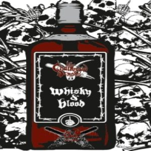 The Chainsaw Demons - Whisky & Blood cover art