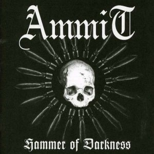 Ammit - Hammer of Darkness cover art