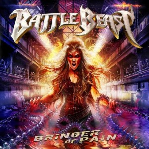 Battle Beast - Bringer of Pain cover art