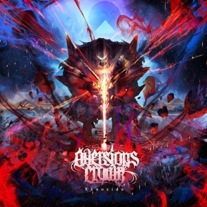 Aversions Crown - Xenocide cover art