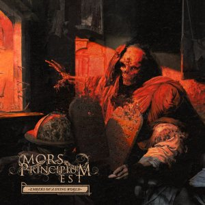 Mors Principium Est - Embers of a Dying World cover art