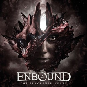 Enbound - The Blackened Heart cover art