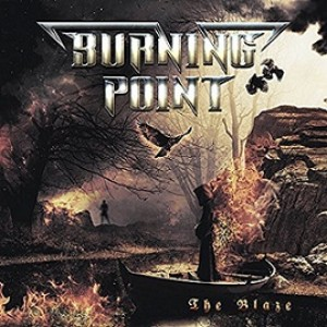 Burning Point - The Blaze cover art