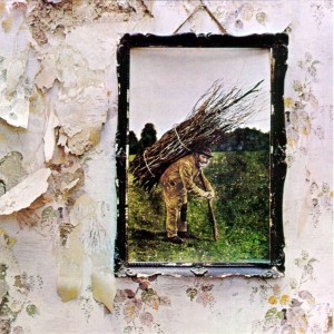 Led Zeppelin - Led Zeppelin IV cover art