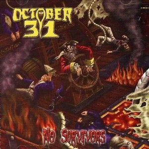 October 31 - No Survivors cover art
