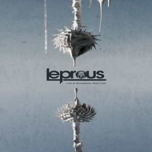 Leprous - Live at Rockefeller Music Hall cover art