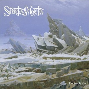 Spiritus Mortis - The Year Is One cover art