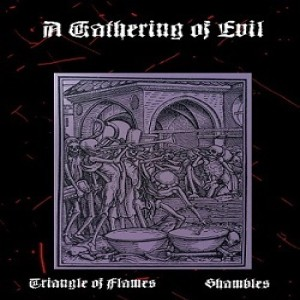 Shambles - A Gathering of Evil cover art