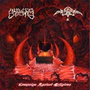 Obscure 666 / Angel's Decay - Campaign Against Religion cover art