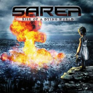 Sarea - Rise of a Dying World cover art