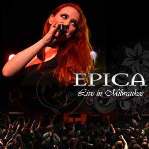 Epica - Live at Milwaukee cover art