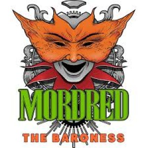 Mordred - The Baroness cover art