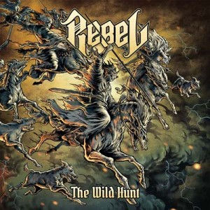 Rebel - The Wild Hunt cover art