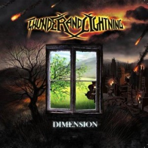 Thunder and Lightning - Dimension cover art