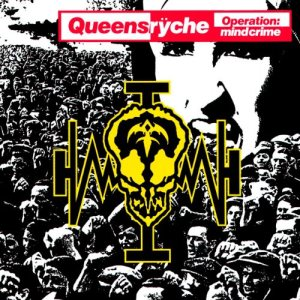Queensrÿche - Operation: Mindcrime cover art