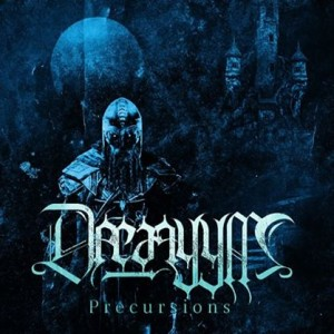 Drearyym - Precursions cover art