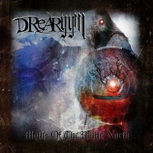 Drearyym - Myths of the White North cover art