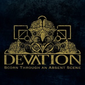 Devation - Scorn Through an Absent Scene cover art