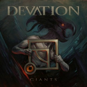 Devation - Giants cover art