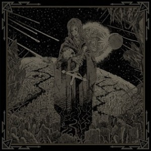 Witchmaster / Voidhanger - Razing the Shrines of Optimism cover art