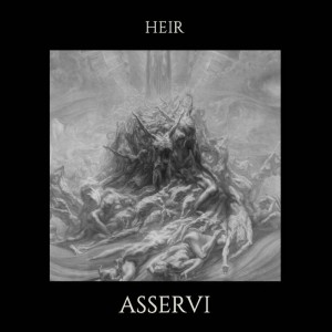 Heir - Asservi cover art