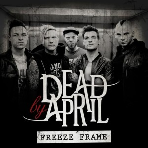 Dead by April - Freeze Frame cover art