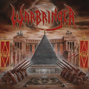 Warbringer - Woe to the Vanquished cover art