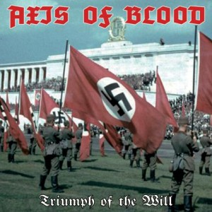Axis of Blood - Triumph of the Will cover art