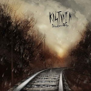 Kistvaen - Desolate Ways cover art