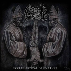 Among Disaster - Ecclesiastical Damnation cover art