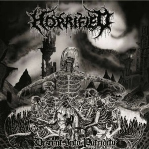 Horrified - Descent into Putridity cover art