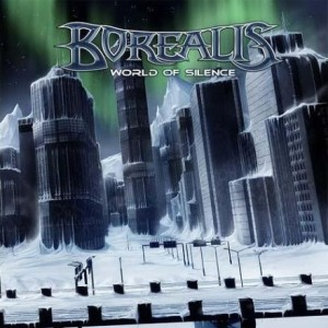Borealis - World of Silence cover art