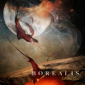 Borealis - Fall from Grace cover art