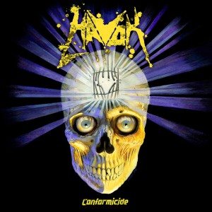 Havok - Conformicide cover art