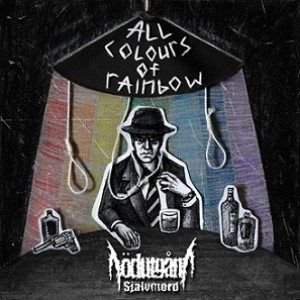 Nödutgång:Självmord - All Colours of Rainbow cover art