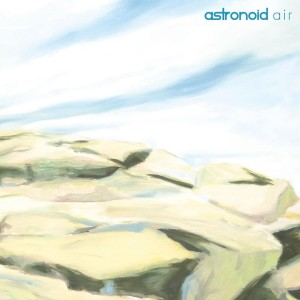Astronoid - Air cover art