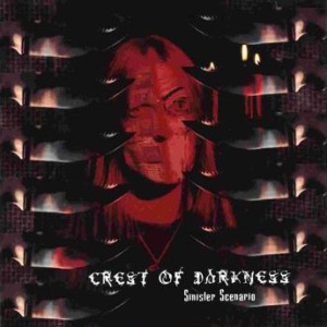 Crest of Darkness - Sinister Scenario cover art