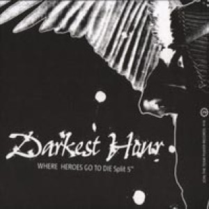 Darkest Hour - Where Heroes Go to Die cover art