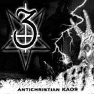 3 - Antichristian Kaos cover art