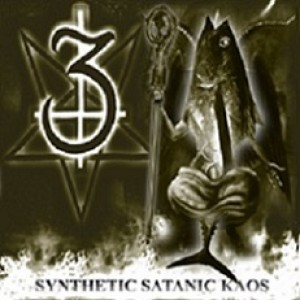 3 - Synthetic Satanic Kaos cover art