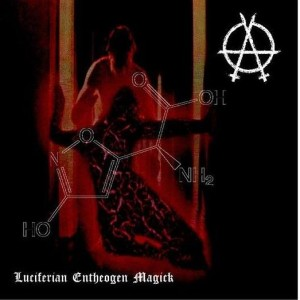 Aggression Overload - Luciferian Entheogen Magick cover art