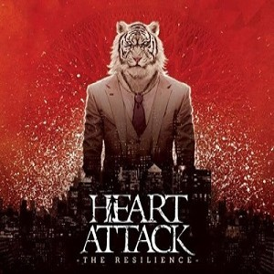 Heart Attack - The Resilience cover art