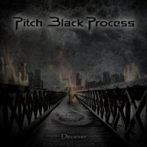 Pitch Black Process - Deceiver cover art