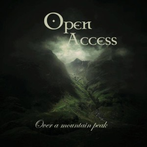 Open Access - Over a Mountain Peak cover art