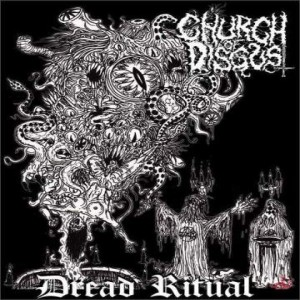 Church of Disgust - Dread Ritual cover art