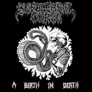 Sepulchral Curse - A Birth in Death cover art