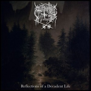 Australes Tenebris - Reflections of a Decadent Life cover art