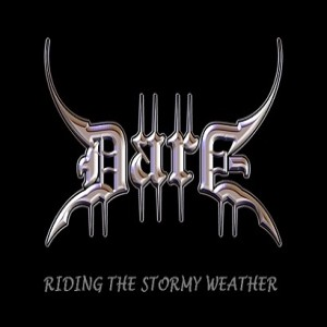 Dare - Riding The Stormy Weather cover art