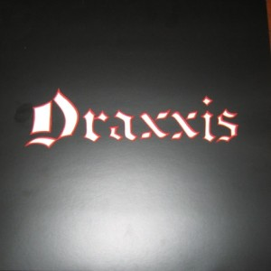 Draxxis - Draxxis cover art