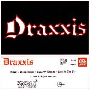 Draxxis - Demo cover art